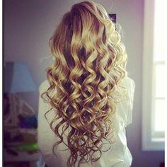 Long curls <3