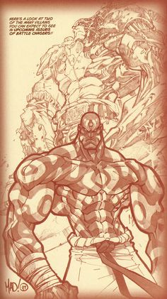 Battle Chasers #1 by Joe Madureira