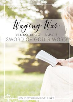spiritual attack, warfare, armor of God, God fights for us, spiritual battle, fighting the devil, bible study, women in the word, Christian blogger, studying the Word, God's purpose, created for Him, power of life and death,