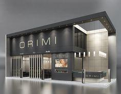 ORIMI exhibition project on Behance