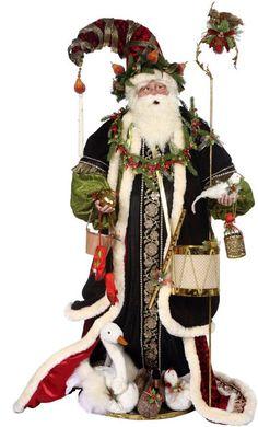 Twelve Days of Christmas Santa