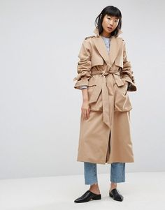 Shop the best fall items available at ASOS right now, including white ankle boots, plaid coats, and more. Navy Raincoat, Dog Raincoat, Raincoat Jacket, Hooded Raincoat, Best Rain Jacket, Black Rain Jacket, Rain Jacket Women, Women's Jackets, Women's Coats