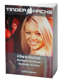 TinderHacks is a comprehensive guide that was written by Blake Jamieson in order to help guys find the perfect match on Tinder. This post at AffairNet explains what the TinderHacks eBook contains and which pros and cons it has  - http://www.affairnet.com/tinderhacks-review/