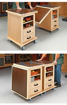 Woodworking is a job, for which one requires to work with precision and skill. Mistakes during woodworking may spoil the whole piece. In woodworking, there are some things, which should be done repeatedly. woodworking jigs are tools,