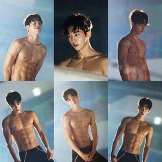 Jeong Joon Hyung in Weightlifting Fairy Kim Bok Joo Cute Korean, Korean Men, Korean Boys Hot, Korean Celebrities, Korean Actors, Jong Hyuk, Nam Joo Hyuk Abs, Lee Jong Suk Hot, Joon Hyung