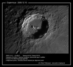 Oliver Pettenpaul Moon, Celestial, Image, The Moon
