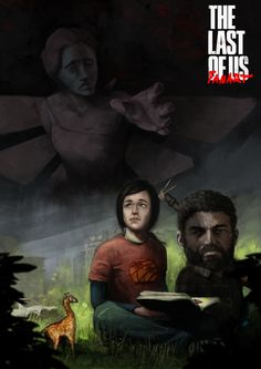 The Last of US fanart by adamdawidowicz.deviantart.com on @deviantART