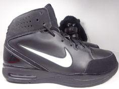38294d6eac9689 Mens Nike Air Dream Black Basketball shoes size 10.5 US 366809-011  Nike