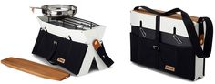 Briefcase Camp Stove — The Primus Onja stove has two burners and a sleek design.