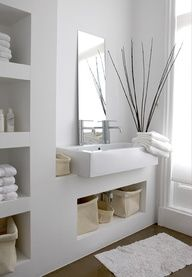 Bathroom white