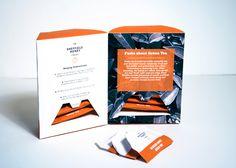 Sheffield Knock Down Packaging by Steven D. Elliott, via Behance
