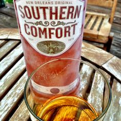 Southern Comfort chilled