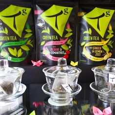 Such a pleasure to meet Sophia and Hua from @DrinkTg yesterday @Speciality_Food on Stand 4468. Lovely, authentic tea.