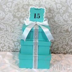 180 best tiffany blue centerpieces images wedding centerpieces rh pinterest com