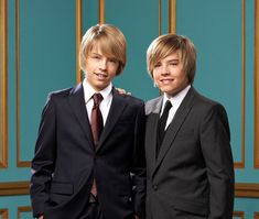 Dylan and Cole Dylan Sprouse, Sprouse Bros, Cole M Sprouse, Zack E Cold, Dylan And Cole, Suite Life, Love S, Beautiful Boys, My Best Friend