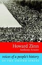 Voices of a People's History of the United States by Howard Zinn