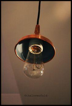 Lampadario Imbuto.Ceiling lamp-Funnel