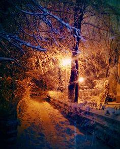 Winter in Romania !