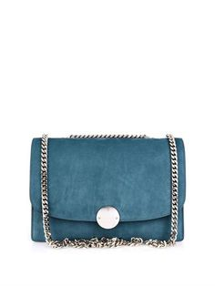 Trouble suede shoulder bag | Marc Jacobs | MATCHESFASHION.COM