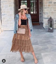 Animal print fashion trend | | Just Trendy Girls