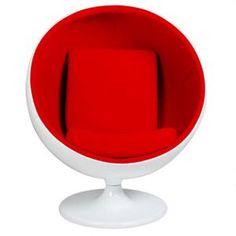 Retro Ball Chair