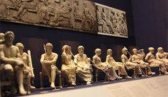 Read an introduction to the Parthenon sculptures gallery at the British Museum, London and watch a video celebrating the sculpture from the ancient Acropolis temple in Athens Parthenon Athens, Acropolis, Ancient Rome, Ancient Greece, Classical Athens, Greek Art, Olympians, British Museum, Sculpture