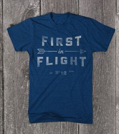 First in Flight // Cardinal Cotton