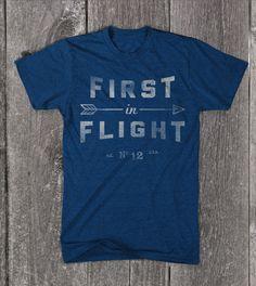 First in Flight // Cardinal Cotton