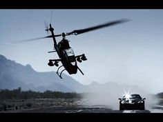 Helicopter Crash Caught On Camera - Top Gear Korea - Top Gear