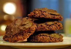 Szuper csokis kókusz süti My Recipes, Recipies, Paleo, Goodies, Sweets, Easy, Food, Juice, Drink