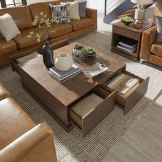 7 Decoration Modern Coffee Tables For Home Contemporary Coffee Table, Modern Coffee Tables, Coffe Table, Coffee Table With Storage, Table Cafe, A Table, Living Room Designs, Living Room Decor, Sofa End Tables