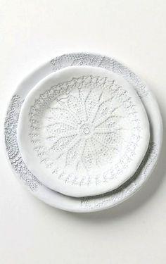 Beautifull white plates!