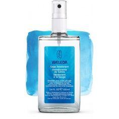 Desodorante natural vegano Weleda Sálvia 118 ml- Lohas Store Salvia Officinalis, Foot Cream, Fragrance Parfum, Melaleuca, Beauty Makeup, Herbalism, Perfume Bottles, Skin Care, Body Products