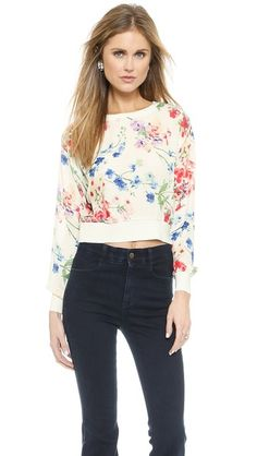 f1738531cdf5ed Theory Floral Print Delpy Silk Pullover Ss 15