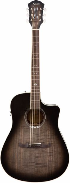 Fender T-Bucket 300CE Acoustic Electric Guitar