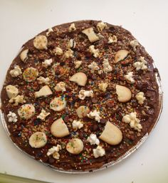 How to Cook Chocolate Pizza by Nikki Ellis