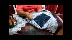 Patchwork Sem Segredos(Ana Cosentino): Aula 07 (13/01/2014) - Como colocar alça, zíper e forro na bolsa