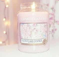 Décor cocooning et classe  Bougie : Yankee candle