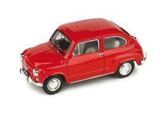 R349-07 Fiat 600D (1965) by Brumm