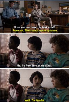 Stranger Things - this show is a godsend