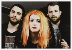 #hayley williams #jeremy davis #taylor york #paramore