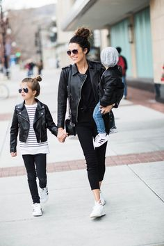 FAMILY LEATHER Hello Fashion waysify