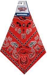 Arkansas Razorbacks Bandana Team Color