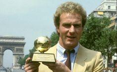 Karl-Heinz Rummenigge,(Germany) Ballon d'or 1981,(attaquant - Bayern Munich)