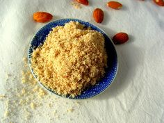 Cooking 101: How to make your own high quality almond flour   ~ The Crazy Kitchen ~