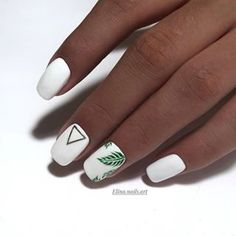 30 amаzіng nаturаl summеr square nаіlѕ design for short nails 9 Shellac Nails, Manicures, Hair And Nails, My Nails, Faux Ongles Gel, Vacation Nails, Dream Nails, Nagel Gel, Cute Acrylic Nails