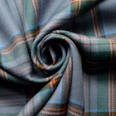 Glorious wool tartan fabric called Weave Up. A suiting weight so fabulous for trousers, skirts, jackets, suits & kilts. Tartan is the highest trend this season, it is on everyone's catwalks so why not have a go yourself and make something fabulous. Tartan Fabric, Suit Fabric, Wool Fabric, Fabric Shop, Plaid Suit, Plaid Scarf, Kilt Accessories, Fabric Board