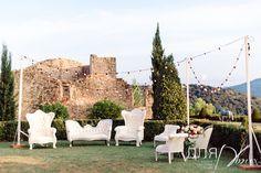 Wedding lounge.