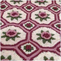 rose-crochet-afghan-blanket-2