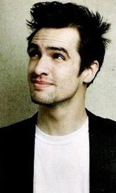 Brendon Urie <3 - I'm addicted to his voice forever and always..and dying because of his  cuteness